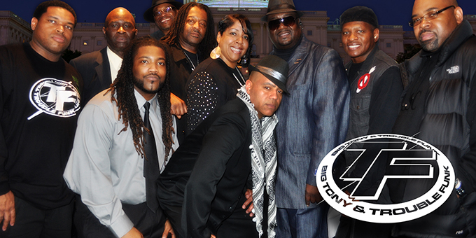 Trouble-Funk-Group