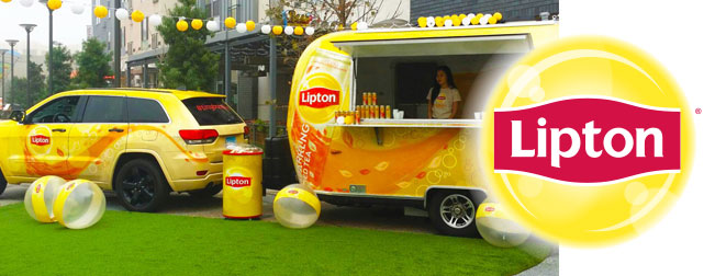 Lipton Tea Sampling Experience Washington, DC