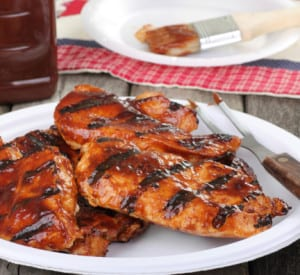 Barbeque Chicken Meal