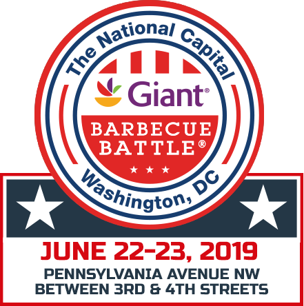 Giant National Capital Barbecue Battle, June 22-23, 2019